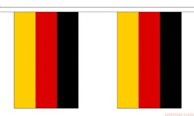 GERMANY BUNTING - 3 METRES 10 FLAGS